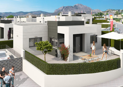Los Altos de Alicante Fase 3