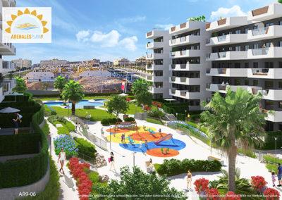 Arenales del Sol (Alicante)